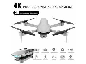 GPS Drone 4K HD Professional Camera Wide Angle 5G WiFi RC Quadcopter Foldable