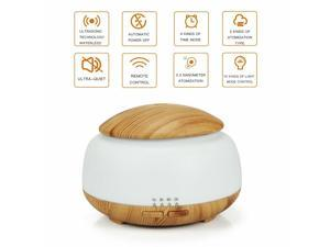 Home LED Humidifier Ultrasonic Essential Oil Diffuser Aromatherapy Purifier