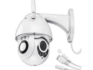 WiFi Outdoor Home Security Wireless IP Camera with IR Night Vision