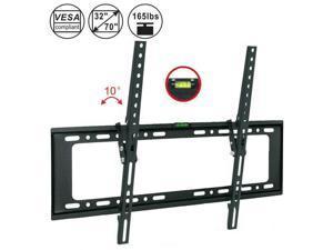 "Tilt LCD LED Plasma Flat TV Wall Mount Bracket 32 37 40 42 47 50 52 55 60 65 70"""