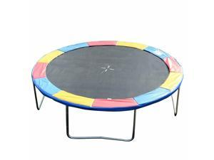 """14"""" Trampoline Pad Trampolining Replacement Jump Bounce GYM Colorful"""