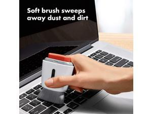 Good Grips Sweep  Swipe Laptop Cleaner for Brushes away dust, dirt, smudges