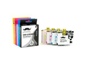 4 GG Ink for Brother LC103 MFC-J4410DW MFC-J450DW MFC-J4510DW Newest chip