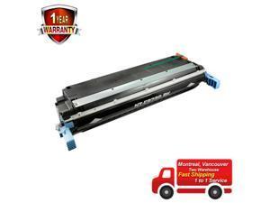 Black Toner Cartridge for  C9730A  645A Color LaserJet 5500 5500dn 5500dtn