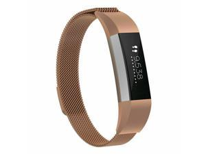 Band Strap Stainless Steel Magnetic Milan Wristband For  Alta HR Alta ACE