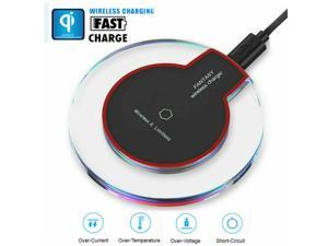 10W Fast Wireless Charger for iPhone X Xs MAX XR 8 plus Charging  S8 Note