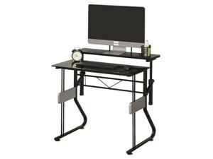 Computer Desk Height Adjustable Laptop Table Home Office Workston