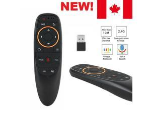 2.4G Voice Remote Control Wireless Keyboard Air Mouse for PC TV Android BOX Mini