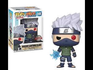 Funko Pop! Naruto Shippuden: Kakashi Lightning Blade #548 - Hot Topic Exclusive