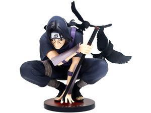 Naruto Uchiha Itachi, Anbu Squatting Itachi Konoha, Anime Figure Ornaments