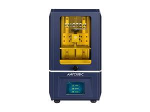 3D Printer from MECH Solutions Photon Mono SE LCD SLA UV Resin 3D Printer 130x78x160mm Build Volume with APP Remote Control/ 14x Printing Speed/Metal Frame/Easy Bed Leveling