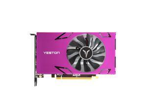 Yeston R7 350-4G 6HDMI 6 Screen Graphics Card Support Split Screen 4GB Memory/GDDR5/128Bit 4500MHz VGA+HDMI+DVI-D Graphics Card