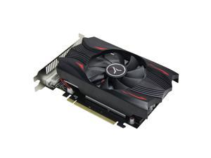 Yeston AMD Radeon RX 560d 4G D5 Gaming Graphics Card Video Card GPU GA Fan Edition, 4G/128bit/GDDR5 PCI-Express 3.0x8 DirectX 12,DVI-D HDMI DP Desktop Graphics Card (RX560D-4G D5 GA)