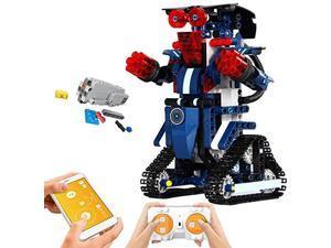 Mould King Remote Control Building Block Robot Set for Kids Intelligent Building Kit 6-13 Years Old Boys Girls Gift 349 PCS