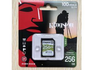 Kingston SD Card New Version Memory Card High-Speed Camera Card Digital SLR Memory Card A1