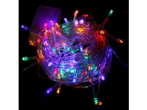 LED String Light Chrismas Light Colorful 3.5M 96 LED Christmas/Decoration String Lights EU 220V