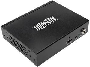 Tripp Lite 4-Port 4K 3D HDMI Splitter HDCP 2.2 for Ultra HD Video w/ Audio (B118-004-UHD-2)