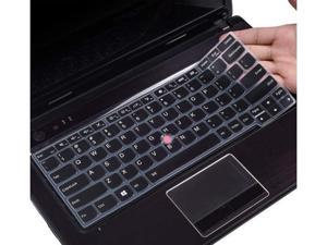 "Keyboard Cover Compatible with Lenovo ThinkPad X260 12.5 / ThinkPad X240 X240S X250 12.5"" / Thinkpad x380 13.3"" / Thinkpad Yoga 260, 12.5 inch ThinkPad X260 Keyboard Protector Skin, Black"