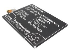 Battery Replacement for BLU L240i Life Pure L240A