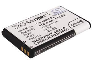 Battery Replacement for DIGIPO HDV-V16 HDDV-MF506