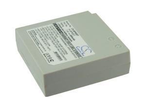 Battery Replacement for Samsung VP-MX10AH VP-MX20 VP-MX10 VP-MX25 VP-HMX10 SC-HMX20C VP-MX20R VP-MX10AU SC-HMX10A HMX-H106 VP-HMX08 SC-MX10P SC-MX10R VP-HMX20C SC-MX20 SC-HMX20 SC-MX10A IA-BP85ST