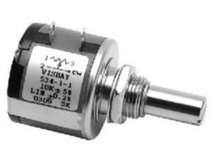 Vishay Spectrol 534-1-1-103 Potentiometer, Wirewound, 22Mm, 10Kohm, 5%, 2W