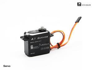 A1  BLS metal gear high torque waterproof digital servo steering gear