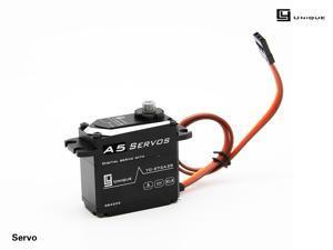A5  0.035s High Speed metal gear high torque waterproof digital servo steering gear