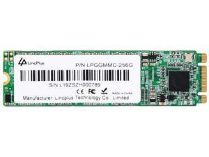 LincPlus SSD 256GB M.2 2280 SATA SSD 2.5 Inch SATA III Internal SSD 3D NAND Internal SSD for Laptops,Notebooks and Tablets