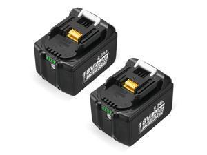 High Capacity 9.0Ah 18V LXT Lithium Ion Battery For Makita BL1890 BL1860 BL1830