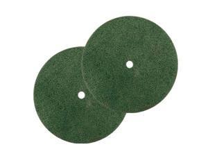 2   Green Replacement Buffer Machine Pads GENUINE