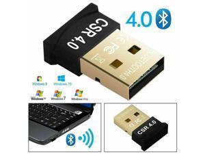 USB Bluetooth CSR 4.0 Dual Mode Adapter Dongle Windows Mac Linux Raspberry Pi