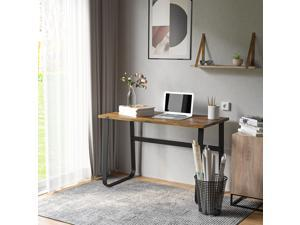 Industrial Writing Desk Laptop Table Home Office Study Workston