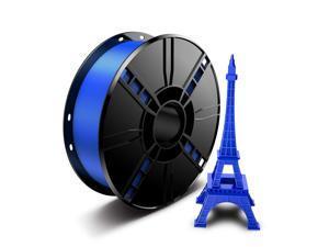 3D printer filament 1.75 mm PLA, dimensional accuracy +/- 0.02 mm, 1 kg  Blue