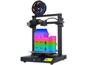 LOTMAXX SC-10 95% Pre-assembled 3D Printer with Large Build Volume 235x235x280mm, Metal FDM 3D Printer with Silent Drive, Meanwell Power Supply & STM32 Chip