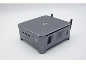 Mini PC New Arrival 10th Gen Intel Core Mini PC i5-10300H Windows 10 2*DDR4/M.2 DP HDMI 4K Computer HTPC NUC