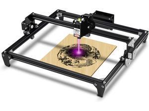 Totem Laser Engraver Laser Engraving Cutting Machine DIY Laser Marking for Metal 300x400mm (7.5w Input Power& 2.5w Laser Power)