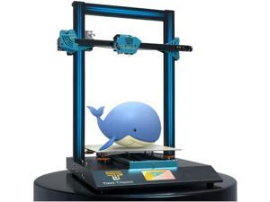 BLUER Whale New Version 3D Printer Kit 300300400mm Printing Area with TMC2209/MKS Robin Nano/Power Resume/Filament Detect Support Auto Leveling