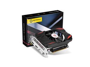 GPVHOSO Nvidia GeForce GTX 1050 Ti Graphics Card, 1752MHz, 4GB 128-Bit GDDR5 PCI Express 3.0 x 16, DP/HDMI/DVI-D Tri-ports, G-Sync, 8K, GPU Boost, Computer GPU, Desktop Gaming Video Card