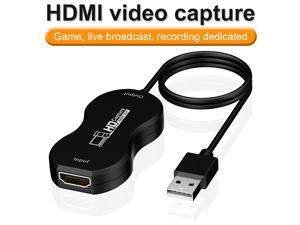 USB 2.0 / 3.0 to HDM Adapter - hdmi video capturefor Multiple Monitors 2048 X 1152 / 1920 X 1080 (Compatible for Windows 10/8.1/8/7)