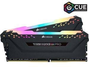 CORSAIR Vengeance RGB Pro 16GB (2 x 8GB) DDR4 3000 (PC4 24000) Desktop Memory