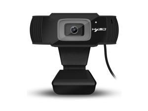 Webcam with Microphone, USB 3.0 Auto Focus Web Camera Digital Full HD 1080P Web Cam with Microphone 5.0 Megapixel CMOS PC Camera for Laptop