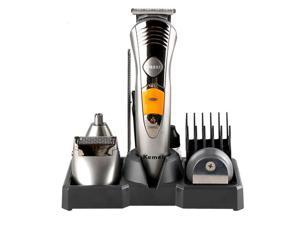 All In One Electric Hair Clipper Razor Shaver Man Grooming Kit Rechargeable Body Beard Trimmer Haircut Machine Men Groomer Cut