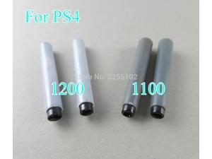 12Sets DVD Drive Axis Shaft hinge Plastic Roller Set for PS4 CUH-1000/1100 1200 Blu-ray DVD Drive