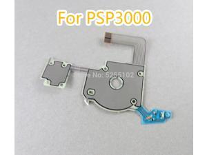 2pcs  New D-Pad Left Ribbon Right Keyboard Button Flex Cable Set for Sony PSP 3000 3001 PSP3000 Version