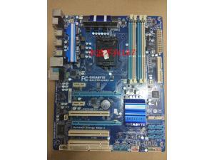 For Gigabyte GA-P55-USB3 Desktop Motherboard P55-USB3 P55 LGA 1156 i5 i7 DDR3 16G SATA2 USB3.0 ATX