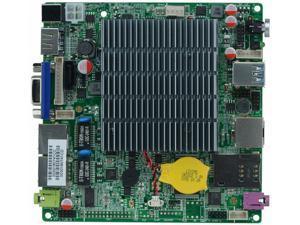 12CM *12 CM Nano itx motherboards fanless mini pc motherboard 12V J1900 CPU USB3.0