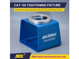 CAT50/SK50/JT50 CNC Tool Holder Locking Seat CAT50 Holder Tightening Fixture New