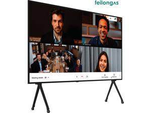 110 Inch Interactive Touch Panel for Conference in Meeting Room , Ten Points Touch, Multi-user Writing,  FL110TPTB Feilongus