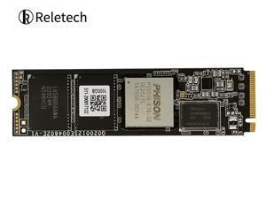 Reletech PCIe Gen4.0 500GB Internal Gaming SSD PCI-E Gen 4X4 NVMe M.2 Up to 5,000 MB/s PCIexpress 4.0 Solid State Drive for PC Gaming Laptop Desktop Internal SSD Extreme Performance Solid State Drive